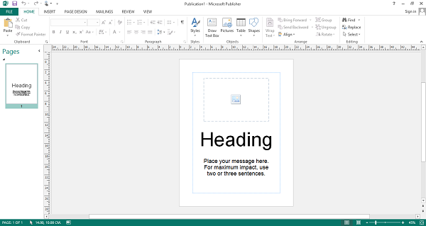 reasons to start using microsoft publisher today grant mcgregor