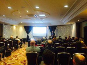 Jon at Seminar